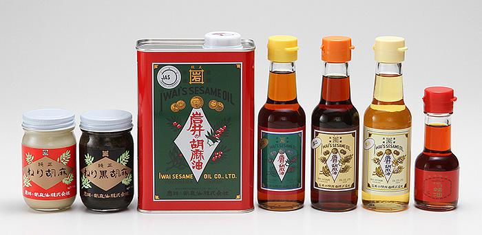 創業安政4年(1857年) 岩井の胡麻油 ギフト 調味料 | G-Call ...